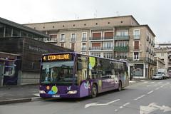 TAC - Mercedes-Benz Citaro Facelift n°98 - Ligne 4