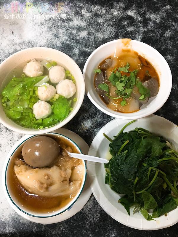 2017.10 一點利玉湯圓&台南李碗粿