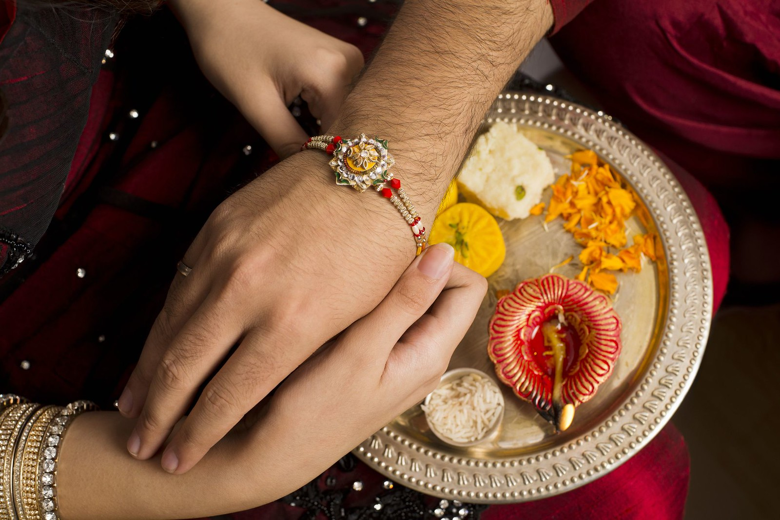 Ujjaya - Raksha Bandhan (Bracelet Of Protection) [Ethnic Drone]