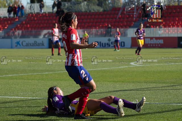Atlético Fem. - UD Granadilla Tenerife