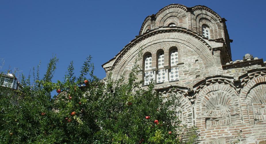 Wat te doen in Thessaloniki? Byzantijns Thessaloniki | Mooistestedentrips.nl