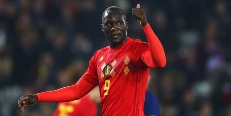 Romelu Lukaku Resmi Menjadi Pemain Topskor Belgia