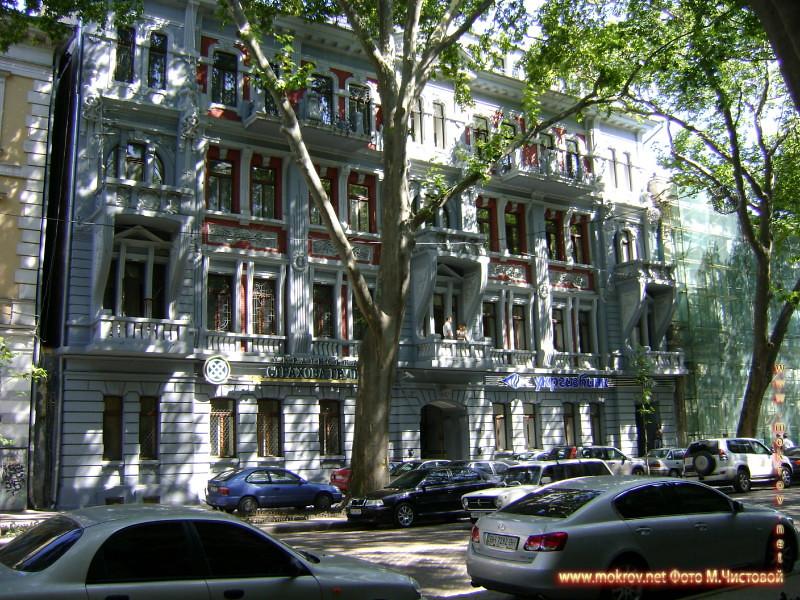 Исторический центр Города Одесса — Украина фото достопримечательностей