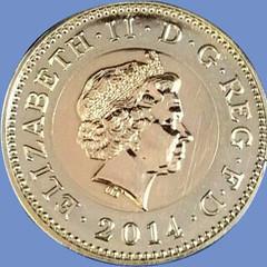 Pound coin design 2