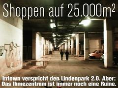 Shoppen auf 25.000m² im Lindenpark 2.0