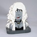 Lady Death Bust by vitreolum