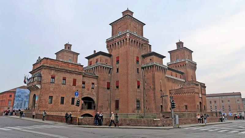 Ferrara, ITALY, October 2017