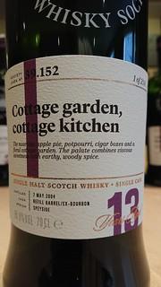 SMWS 39.152 - Cottage garden, cottage kitchen