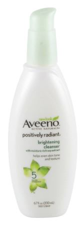 Positively Radiant Aveeno Coupon