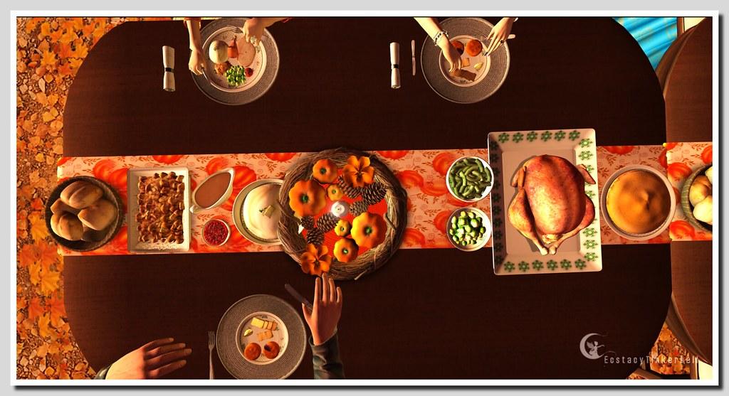 Happy Thanksgiving [S.1.4]
