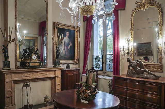Musée Hôtel de Charlier, Brussels