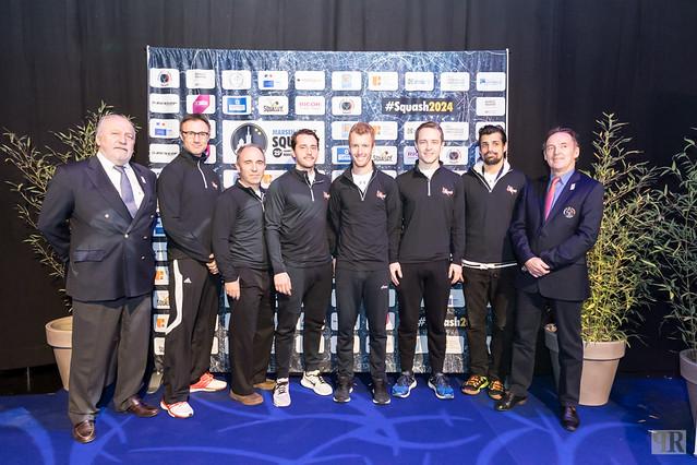 2017 WSF Men's World Team Championship