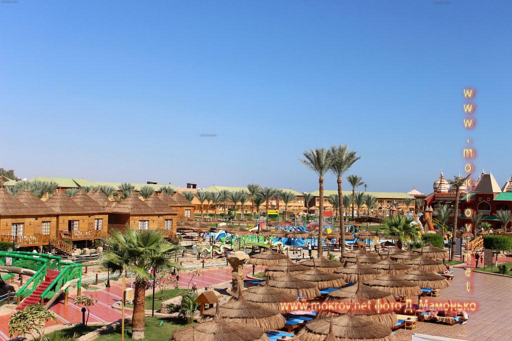 Шарм-эш-Шейх — город-курорт в Египте фотозарисовки