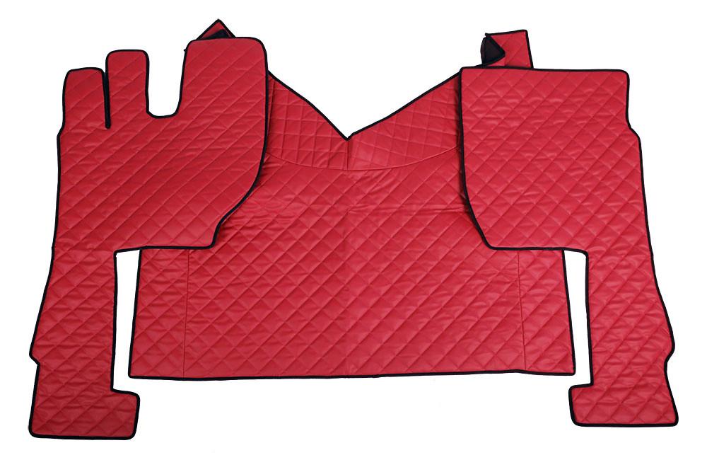 lkw kunstleder fu matten f r volvo fh 4 ab 2013 lkw. Black Bedroom Furniture Sets. Home Design Ideas
