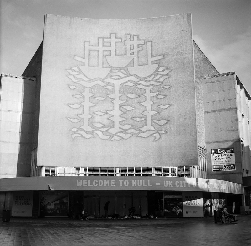 FILM - Welcome to Hull
