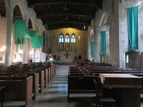 University Church at The University of Chicago Interior