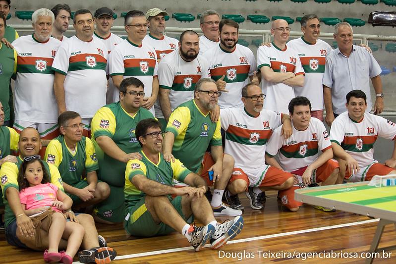 Campeonato Brasileiro de Futebol de Mesa por equipes - 2017