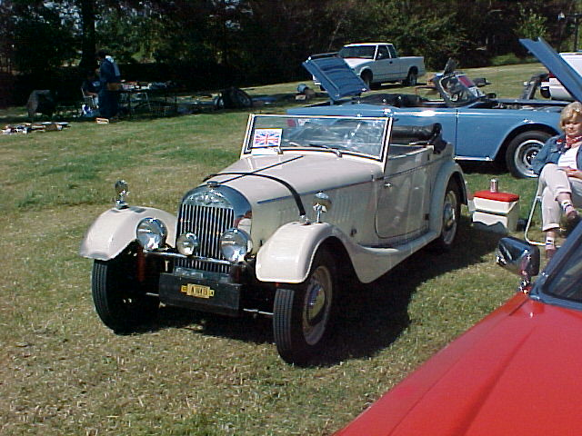 10/01 Memphis British Car & Motorcycle Fest