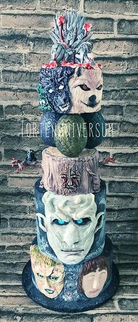 Cake by Tortenuniversum