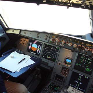 cabina A319