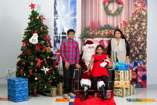 Santa at Teecs-53