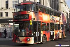 Wrightbus NRM NBFL - LTZ 1098 - LT98 - Coca-Cola - Notting Hil Gate 390 - Metroline - London 2016 - Steven Gray - IMG_8929