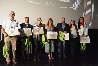 Por tercer año consecutivo la Carrera de Comunicaciones de la Universidad San Ignacio de Loyola realizó el Festival Audiovisual (FAU), evento que premia las mejores producciones de sus alumnos en las categorías Documental, Mejor Guion Literario y Cortometrajes - Ficción.