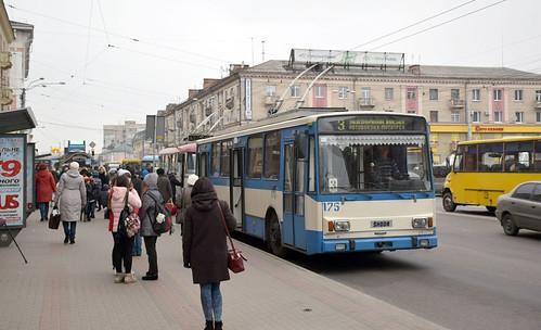 Харківські науковці видалили кілька вулиць у Рівному