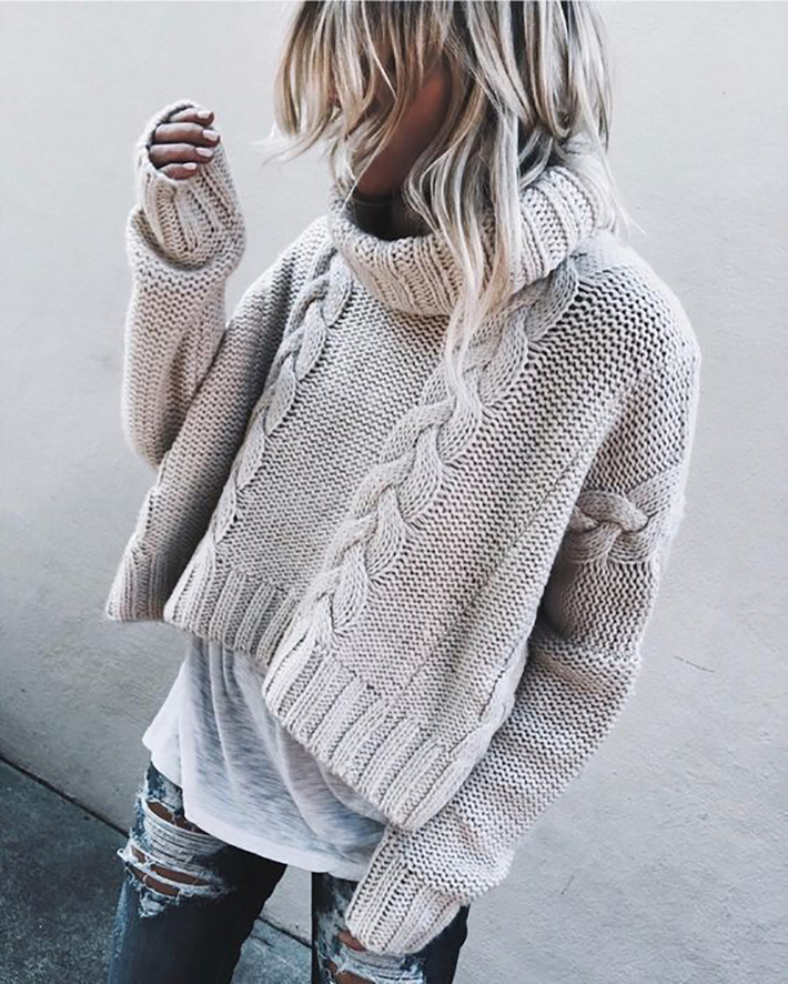 sweaters autumn outfits street style inspiration trend style outfit 2017 inspo5