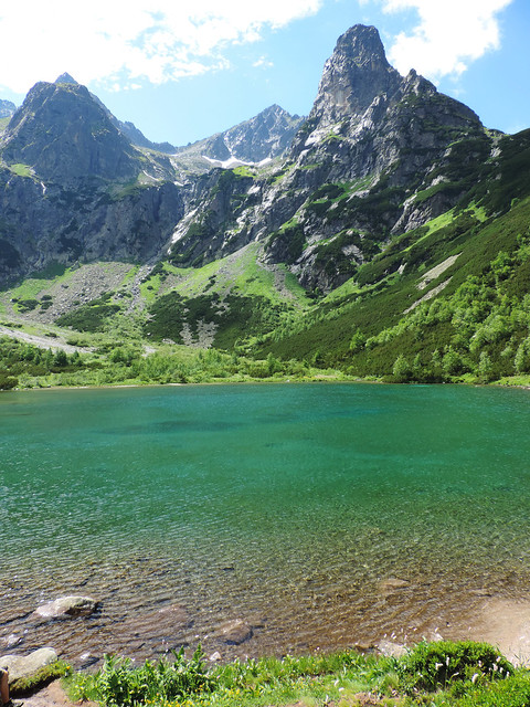 Green Lake, High Tatras, Slovakia