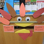 Bellbrook's Turkey Bookdrop
