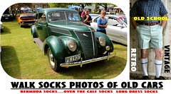 Walk socks And Old Cars  vol 10