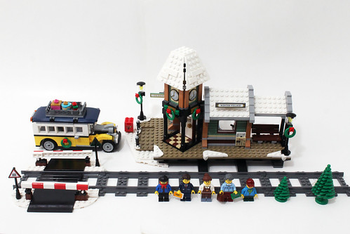 LEGO Creator Winter Village Station (10259)