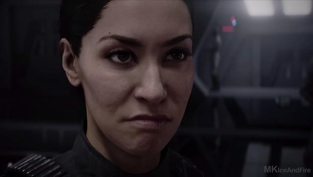 Star Wars Battlefront 2 - Iden au repos B1tch visage