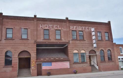 Rushville, Nebraska hotel