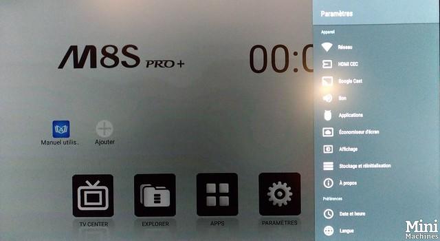 MECOOL M8S Pro Plus