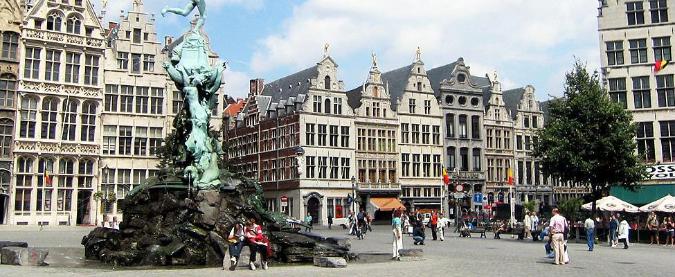 Stedentrip Antwerpen: bekende bezienswaardigheden Antwerpen | Mooistestedentrips.nl