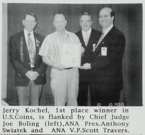 Jerry Kochek Clarion Sept 1998 p20