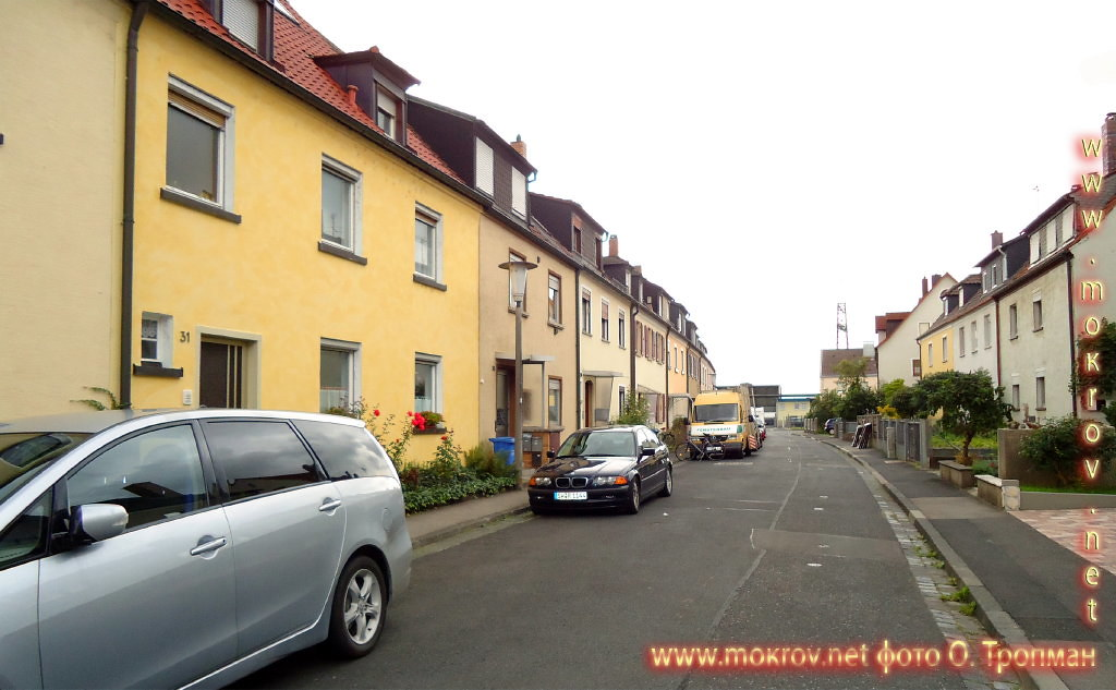 Город Швайнфурт фото