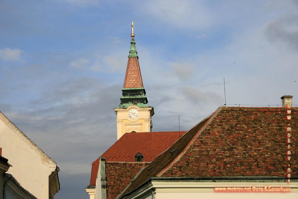 Секешфехервар — город в Венгрии картинки