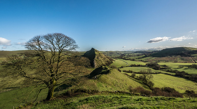 Parkhouse, from Chrome Hill