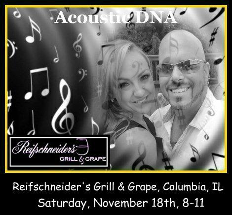 Acoustic DNA 11-18-17