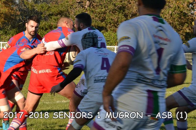2017-2018 SENIORS 1 MUGRON-BAYONNE