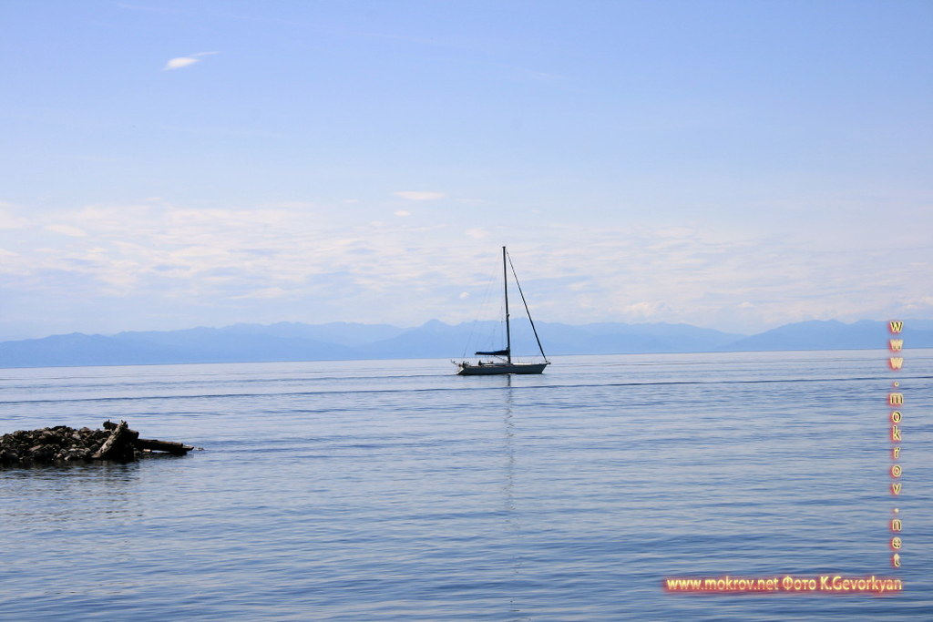 Поселок Листвянка Озеро Байкал — Россия фоторепортажи