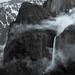 Bridal Veil Falls and Fog by tom911r7