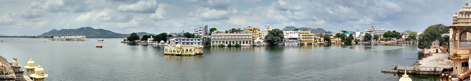 Lake Pichola Panorama
