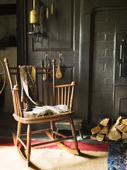 Beatrix Potter's house ... another chair