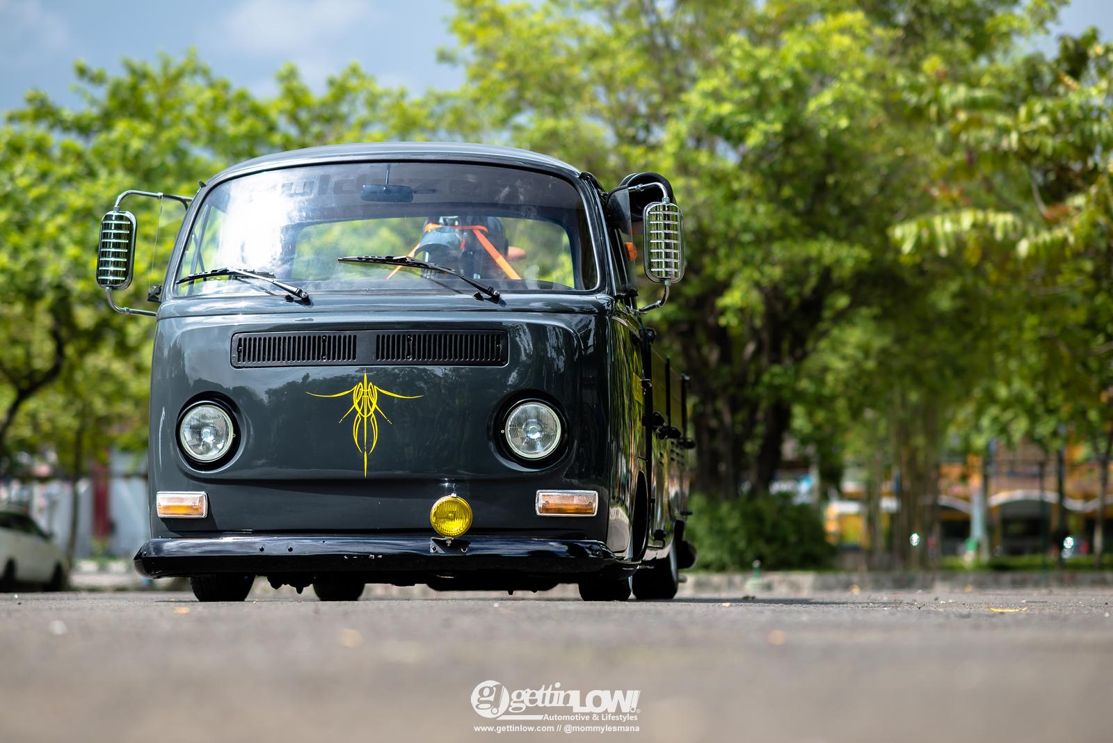 Classic Hans Room's Volkswagen Type 2