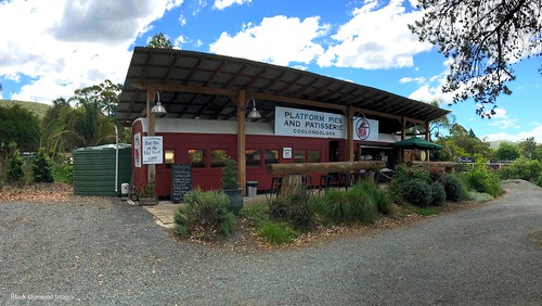 Platform Pies and Patisserie,  Coolongolook, just South of Nabiac, NSW
