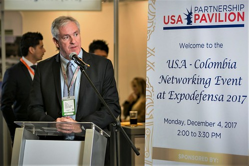 USA-Colombia Networking Event - ExpoDefensa 2017